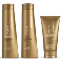 Joico K-Pak Shampoo, Conditioner and Hydrator Set