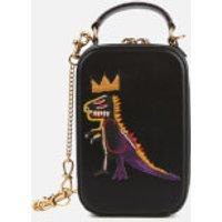 Coach 1941 Womens Coach X Basquiat Alie Camera Bag - Black
