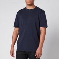 Maison Margiela Men's Garment Dye T-Shirt - Navy - 50/M