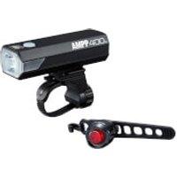 Cateye AMPP 400/Orb Rechargeable Light Set
