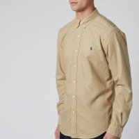 Polo Ralph Lauren Men's Oxford Sport Shirt - Surrey Tan - M