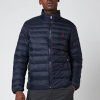 Polo Ralph Lauren Men's Recycled Nylon Terra Jacket - Collection Navy - S