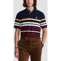 Polo Ralph Lauren Men's Short Sleeve Polo Shirt - Cruise Navy Multi - S
