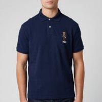 Polo Ralph Lauren Men's Short Sleeve Polo Shirt - Cruise Navy - M