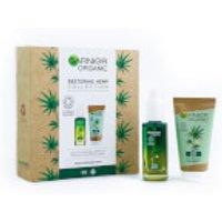Garnier Organic Restoring & Soothing Hemp Collection (Worth PS25.00)