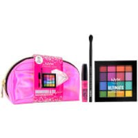 NYX Professional Makeup Diamonds & Ice Please Bright Diamond Eye Set