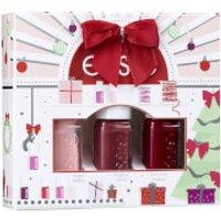Essie Nail Polish Christmas 2020 Kit Mini Trios