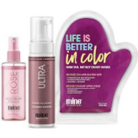 MineTan Get Glowing Face and Body Tanning Trio (Worth PS32.97)