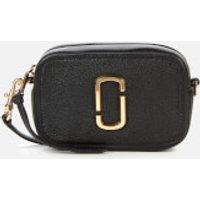 shop for Marc Jacobs Women's The Softshot 17 Bag - Black at Shopo