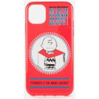Marc Jacobs Women's Peanuts Americana iPhone 11 Case - Red Multi