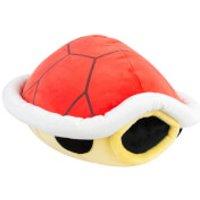 Mario Kart Large Plush Red Shell Toy