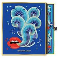 Jonathan Adler: Lips 750 Piece Puzzle