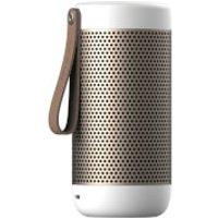 Kreafunk aCOUSTIC Bluetooth Speaker - White