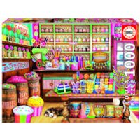 Candy Shop Jigsaw Puzzle (1000 Pieces)