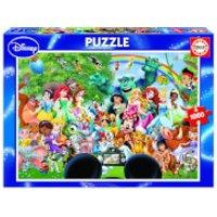 Marvellous World Of Disney Jigsaw Puzzle (1000 Pieces)