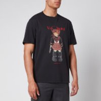 Our Legacy Men's Box 6Teen6Tysix Print T-Shirt - Black - 52/XL