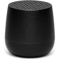 Lexon MINO + Bluetooth Speaker - Black
