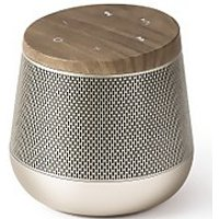 Lexon Miami Sound Bluetooth Speaker - Soft Gold