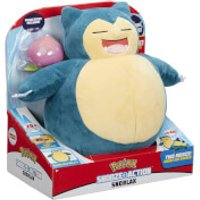 Pokémon Snooze Action Snorlax