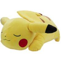 Pokémon 18 Inch Pikachu Plush (Sleep Plush)