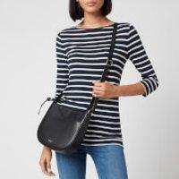 shop for Radley Women's London Pockets Medium Ziptop Cross Body Bag - Black at Shopo