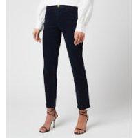 J Brand Women's Adele Mid Rise Straight Jeans - Penrose - W28