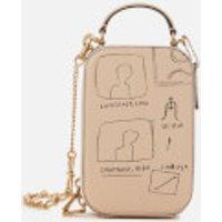 Coach 1941 Womens Coach X Basquiat Alie Camera Bag - Ivory