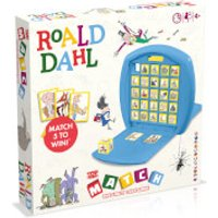 Top Trumps Match Board Game - Roald Dahl Edition