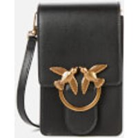 shop for Pinko Women's Love Smart Simply Bag - Black at Shopo