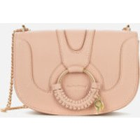 shop for See By Chloé Women's Hana Chain Shoulder Bag - Powder at Shopo