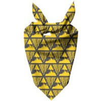 Lost In The Golden Woods Dog Bandana - Small