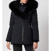 Mackage Women's Akiva-Bx Hooded Down Jacket - Black - XS