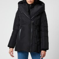 Mackage Women's Adali-Nfr Hooded Down Jacket - Black - L