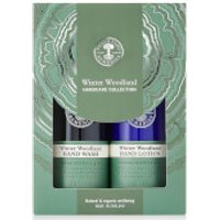 Neal's Yard Remedies Winter Woodland Hand Care Collection