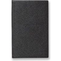 Smythson Panama Notebook - Black