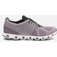 On ON Women's Cloud Running Trainers - Lilac/Black - UK 5