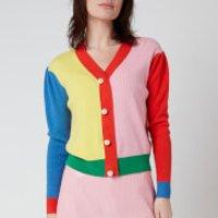 Olivia Rubin Women's Hilda Cardigan - Colourblock - M