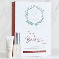 Crystal Clear Tan Baby Tan Set
