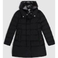 Woolrich Women's Luxe Puffy Prescott - Black - XL
