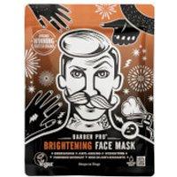 BARBER PRO Brightening Face Mask
