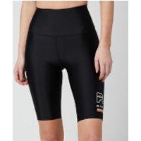 P.E Nation Women's Endurance Shorts - Black - L
