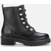 Kurt Geiger London Women's Bax 2 Leather Boots - Black - UK 3