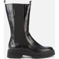 Kurt Geiger London Women's Stint Leather Chelsea Boots - Black - UK 4