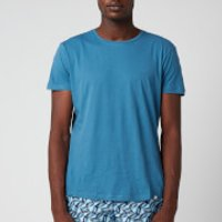Orlebar Brown Men's Ob-T Round Neck T-Shirt - Marina - XL
