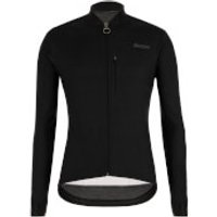 Santini Adapt Mid Weight Jacket - L - Black