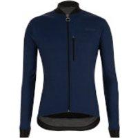 Santini Adapt Mid Weight Jacket - L - Nautica Blue