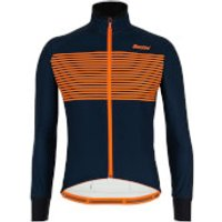 Santini Colore Jacket - XL - Nautica Blue