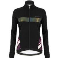 Santini Women's Coral Raggio Jacket - L - Black