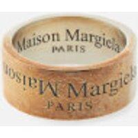 Maison Margiela Men's Branded Ring - Brunito - M
