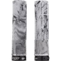 DMR Deathgrip Flangeless Handlebar Grip - Thick - 31.3mm - Snow Camo
